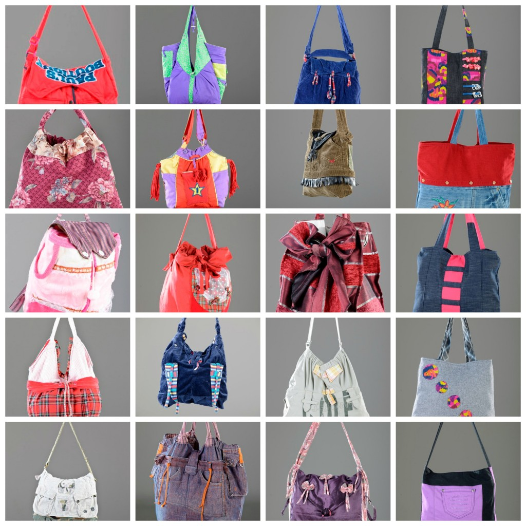 Bag Collage